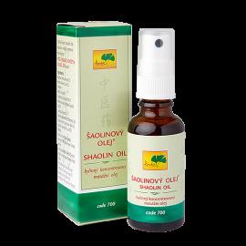 Šaolinový olej